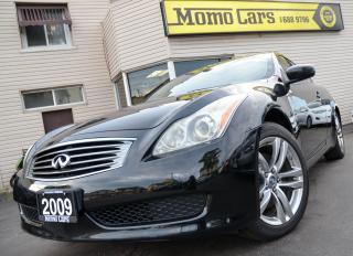 Used 2009 Infiniti G37X  Premium AWD! Htd Leather! ONLY $190/bi-weekly! for sale in St Catharines, ON