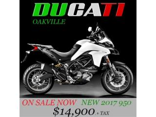 Used 2017 Ducati Multistrada 950 for sale in Oakville, ON