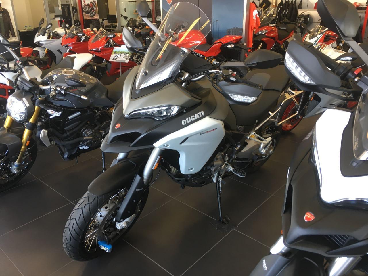 Used 2018 Ducati Multistrada 1200 Touring 1200 Enduro Touring For