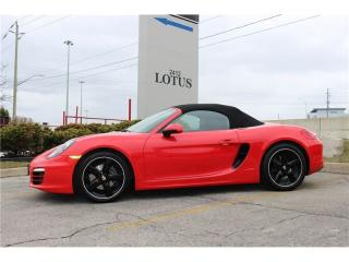 Used 2014 Porsche Boxster Boxster Navigation for sale in Oakville, ON