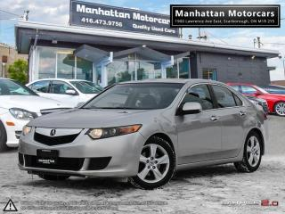 Used 2009 Acura TSX PREMIUM AUTO |ROOF|ALLOYS|BLUETOOTH|NOACCIDENT for sale in Scarborough, ON