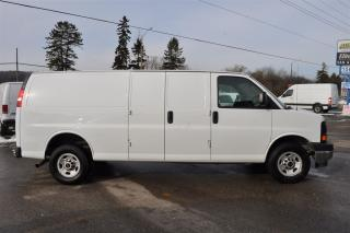 Used 2017 GMC Savana 2500 Extended Only 2000Kms for sale in Aurora, ON