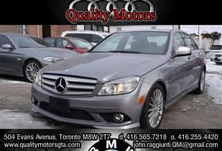 Used 2009 Mercedes-Benz C-Class C230 4MATIC for sale in Etobicoke, ON