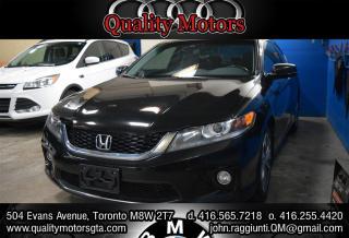 Used 2014 Honda Accord EX-L-NAVI for sale in Etobicoke, ON