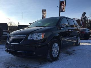Used 2013 Chrysler Town & Country Limited**PWR DOORS**ROOF**REAR VID**NAV** for sale in Mississauga, ON
