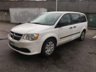 Used 2016 Dodge Grand Caravan CVP Great Family vehicle for sale in Surrey, BC