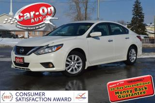 Used 2016 Nissan Altima HEATED SEATS REAR CAM REMOTE START for sale in Ottawa, ON