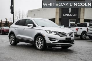 Used 2015 Lincoln MKC Lincoln certified,climate package,navi for sale in Mississauga, ON