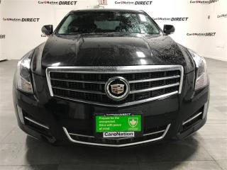 Used 2013 Cadillac ATS 3.6L Luxury| AWD| NAVI| SUNROOF| for sale in Burlington, ON