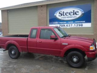 Used 2006 Ford Ranger SPORT for sale in Corner Brook, NL