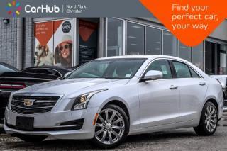 Used 2017 Cadillac ATS Sedan Luxury AWD|Leather|Nav|BOSE|Sunroof|R.Start|17