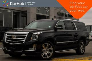 Used 2017 Cadillac Escalade ESV Luxury AWD|7-Seater|Sunroof|Rear DVDs|360 Cam|BOSE|22