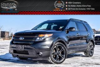 Used 2014 Ford Explorer Sport|4x4|7 Seater|Navi|Pano Sunroof|Bluetooth|Backup Cam|Leather|R-Start|20