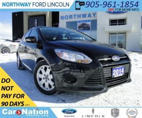 Used 2014 Ford Focus SE | HEATED SEATS | REMOTE START | SUNROOF | for sale in Brantford, ON