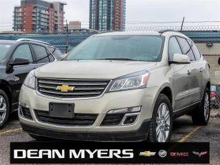 Used 2014 Chevrolet Traverse LT for sale in North York, ON