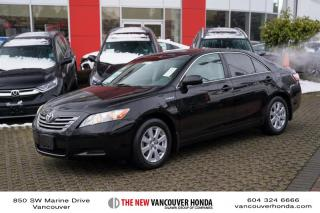 Used 2007 Toyota Camry HYBRID 4-door Sedan for sale in Vancouver, BC