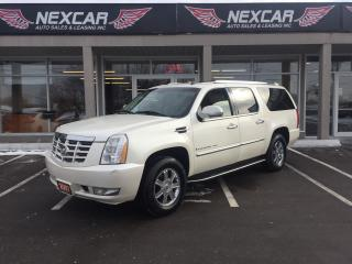 Used 2007 Cadillac Escalade ESV AUTO 7PASS for sale in North York, ON