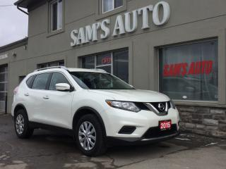 Used 2015 Nissan Rogue S for sale in Hamilton, ON