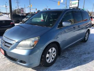 Used 2007 Honda Odyssey EX l 8 Passenger l Alloy l Power Doors for sale in Waterloo, ON
