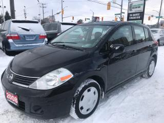 Used 2008 Nissan Versa 1.8 S l Automatic l for sale in Waterloo, ON