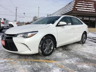 Used 2015 Toyota Camry SE for sale in Cobourg, ON