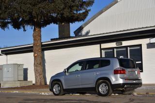 Used 2012 Chevrolet Orlando 2LT for sale in Estevan, SK