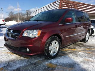 Used 2017 Dodge Grand Caravan Crew Plus for sale in Cobourg, ON