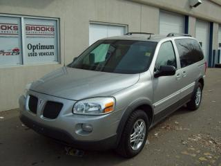 Used 2005 Pontiac Montana Sv6 SE LWB for sale in Brooks, AB