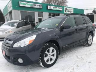 Used 2013 Subaru Outback 2.5i Touring l AWD l No Accidents for sale in Waterloo, ON