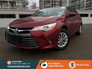Used 2017 Toyota Camry LE for sale in Richmond, BC