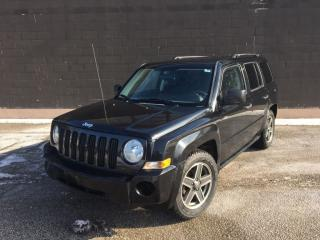 Used 2009 Jeep Patriot North - 4X4 - CERTIFIED for sale in North York, ON