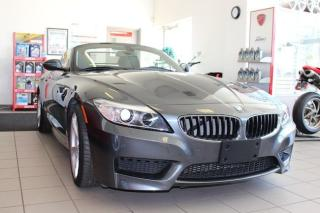 Used 2014 BMW Z4 M Sport PGK Nav for sale in Oakville, ON