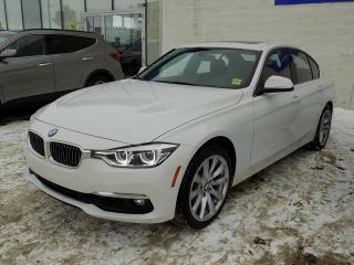 Used 2017 BMW 330 AWD,LEATHER,NAV,SUNROOF for sale in Edmonton, AB