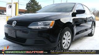Used 2013 Volkswagen Jetta 5 SPD|BLUETOOTH|CRUISE CTRL|HEATED SEATS|CERTIFIED for sale in Oakville, ON