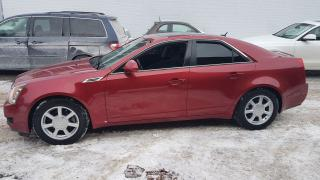 Used 2008 Cadillac CTS RWD for sale in North York, ON