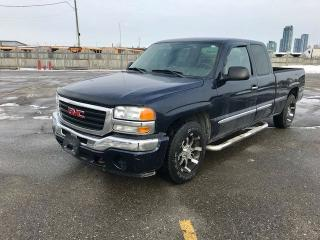 Used 2005 GMC Sierra 1500 SLE for sale in Mississauga, ON
