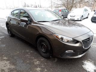 Used 2015 Mazda MAZDA3 GS HATCHBACK + NAVI for sale in Stittsville, ON