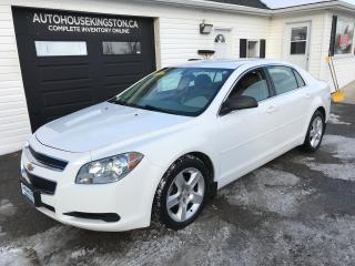 Used 2012 Chevrolet Malibu LS for sale in Kingston, ON