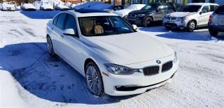 Used 2014 BMW 328 Navigation, Driver for sale in Dorval, QC