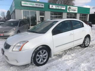 Used 2012 Nissan Sentra 2.0 l Sunroof l Heated Seats for sale in Waterloo, ON