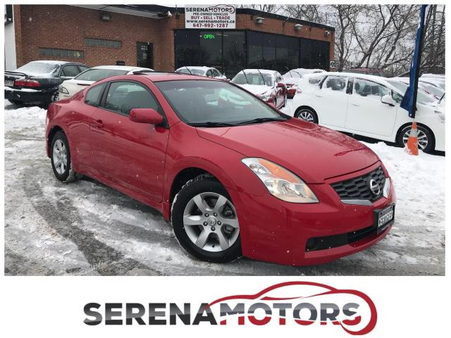 2008 Nissan Altima S   SUNROOF   HEATED SEATS   NO ACCIDENTS