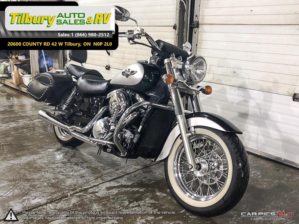 Used 2006 Kawasaki Vulcan 1500 Classic 1470cc Liquid Cooled Engine