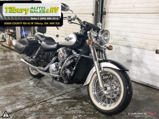 Used 2006 Kawasaki Vulcan 1500. Classic for sale in Tilbury, ON