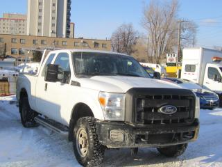 Used 2011 Ford F-250 4X4 EXTENDED for sale in North York, ON