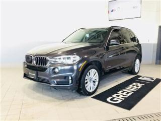 Used 2015 BMW X5 Xdrive35d Luxury for sale in Terrebonne, QC