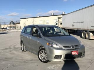 Used 2007 Mazda MAZDA5 6 passenger, Certify, 3/Y warranty available for sale in North York, ON