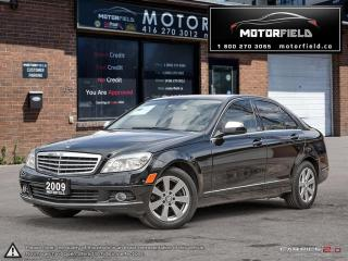 Used 2009 Mercedes-Benz C-Class C230 4Matic AWD *NO ACCIDENTS, CERTIFIED, WARRANTY for sale in Scarborough, ON
