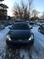 Used 2005 Honda Accord EX-L for sale in Brampton, ON