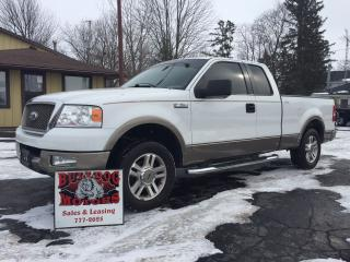 Used 2005 Ford F-150 Lariat for sale in Glencoe, ON