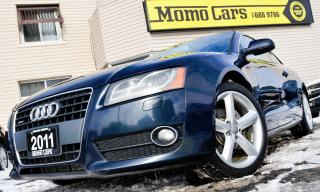 Used 2011 Audi A5 2.0T Quattro Premium Plus! ONLY $162/bi-weekly! for sale in St Catharines, ON